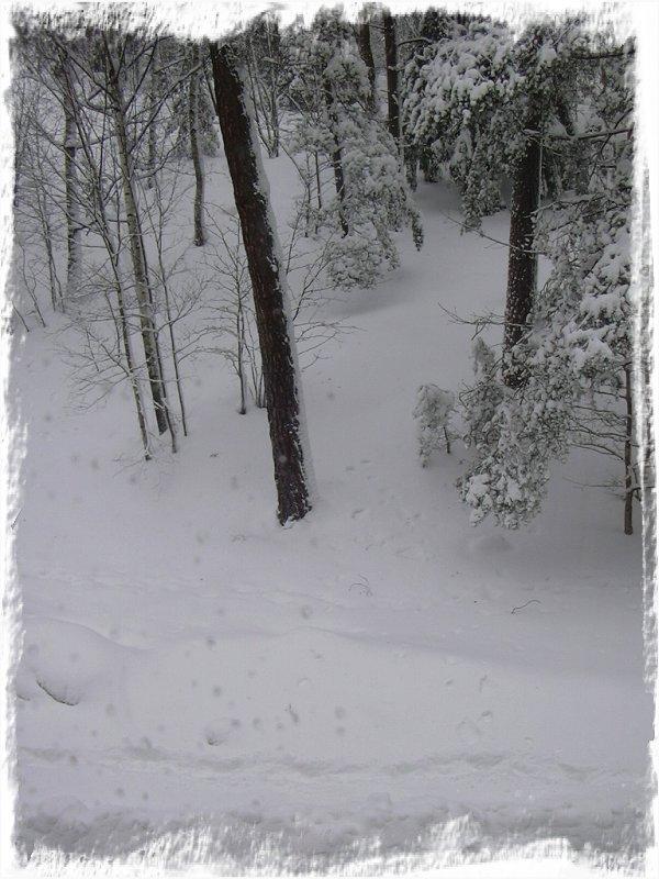Ännu mera snö