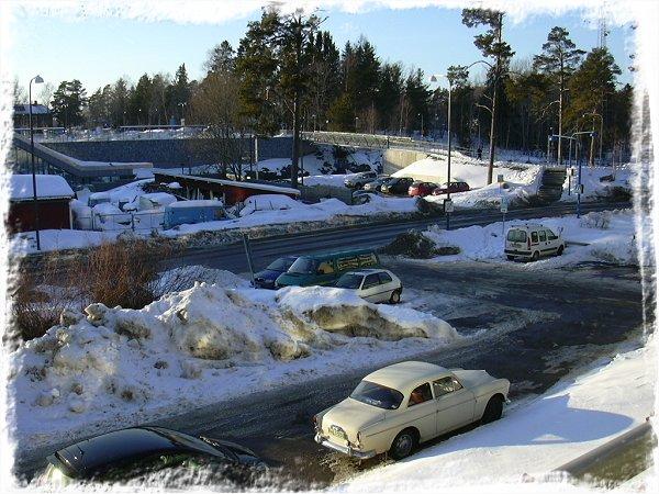 Alldeles väldans massa snö - 2:a mars