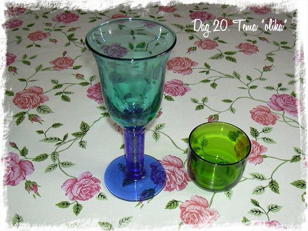 olika glas