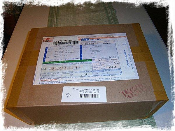 Mystiskt paket