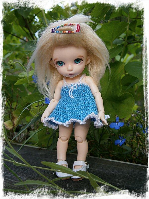 Alba-Stinas nya klänning
