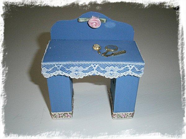 Dockornas toalettbord