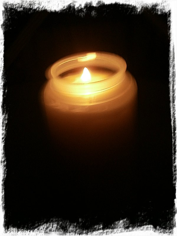 Ett ljus för dom jag saknar!