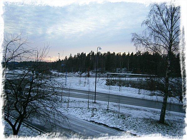 Här är det mera snö