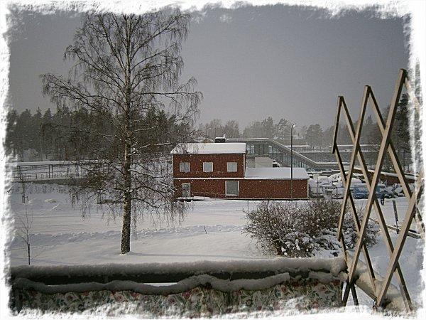 Snösken och solkanon