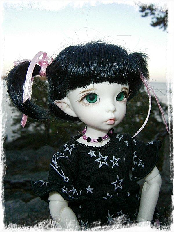 Min egen docka Agnes, en littlefee från Fairyland