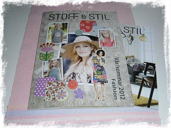 Kataloger från Stoff & Stil
