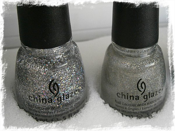 China Glaze Nova &amp; China Glaze Fairy Dust