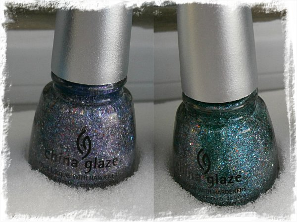 China Glaze Prism & China Glaze Optical Illusion