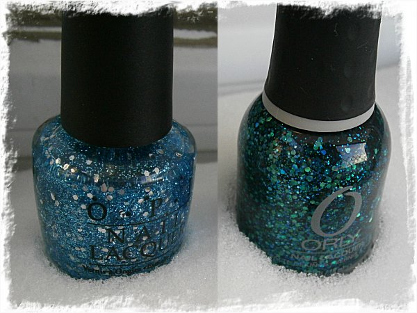 OPI Gone Gonzo! & Orly Go Deeper