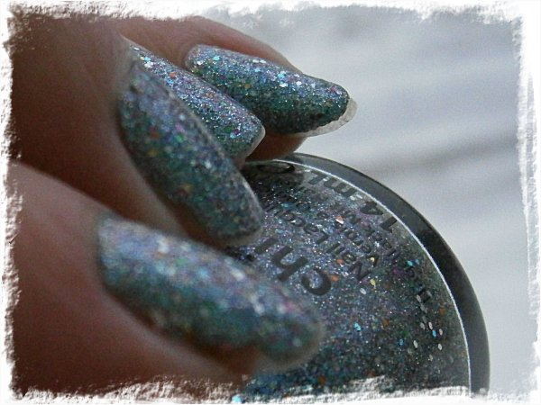 China Glaze Optical Illusion - UTAN blixt