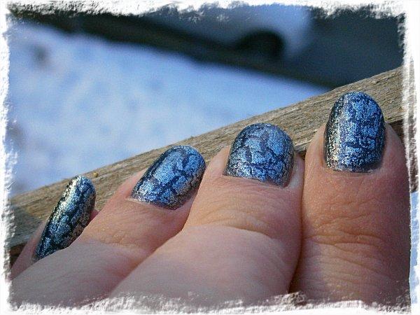 IsaDora Mad Blue - solsken