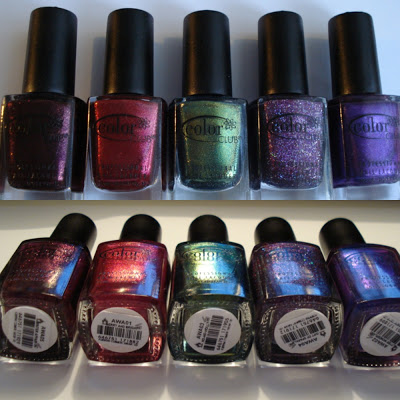Little Miss Nailpolish giveaway!