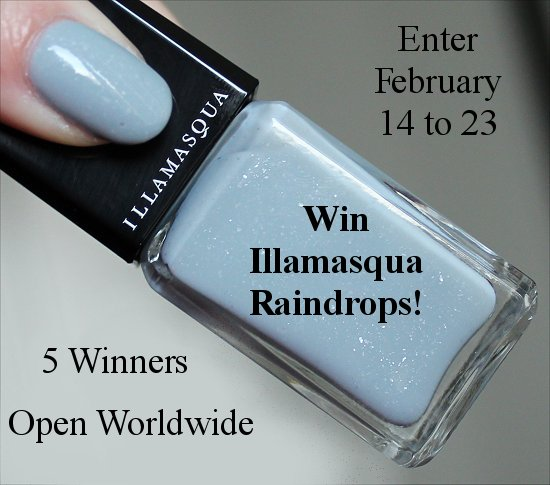 Giveaway hos Swatch and Learn!