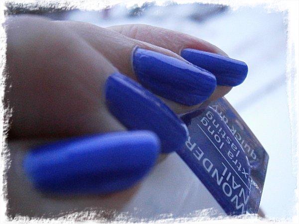 IsaDora Papagayo Blue - utomhus utan blixt