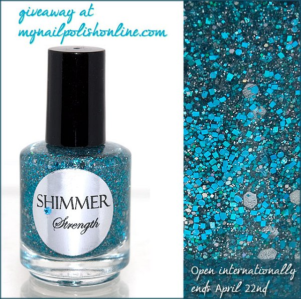 Giveaway hos My Nail Polish Online