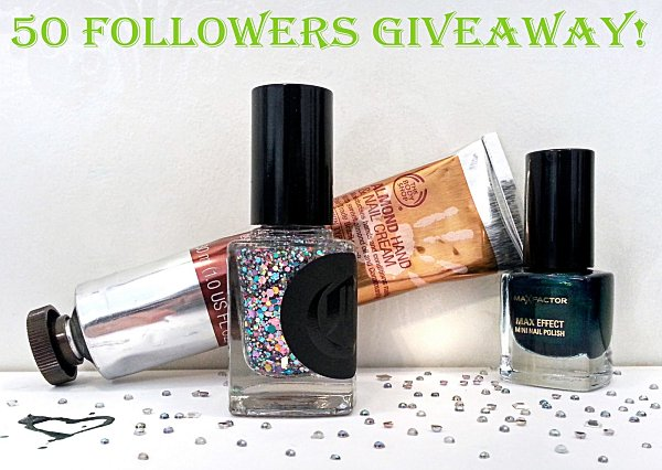 Giveaway hos Tasty Tips
