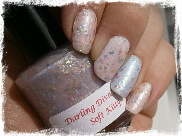 Darling Diva Polish Softkitty