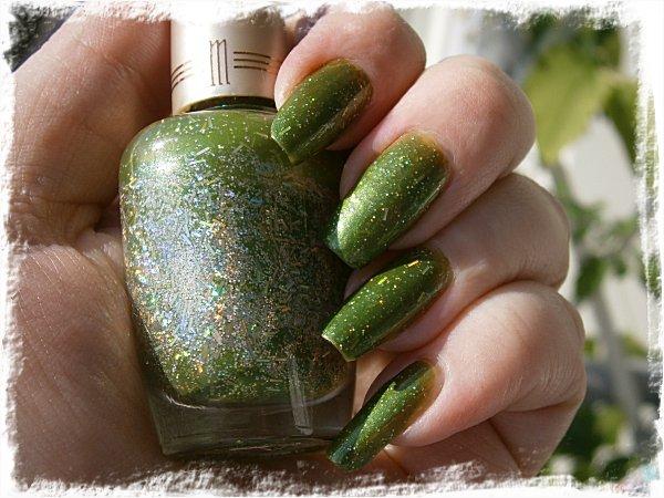Milani Gleaming Green