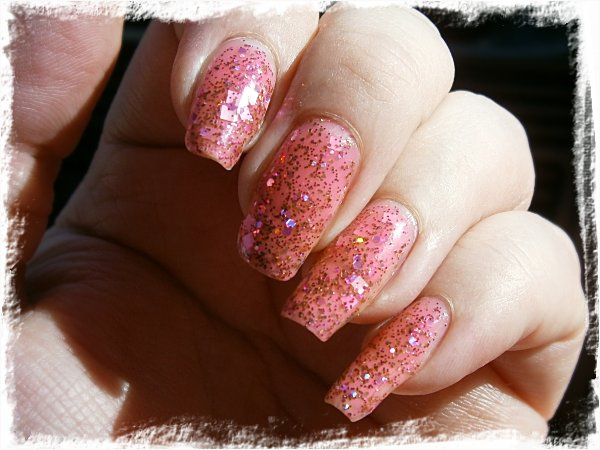 Dollish Polish A Peachy Princess
