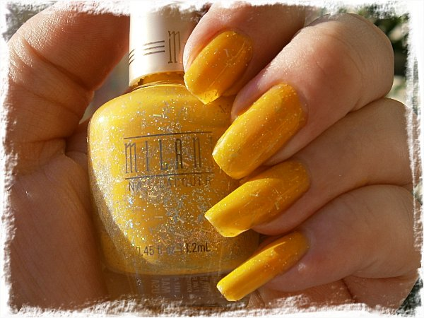 Milani Gaudy Yellow