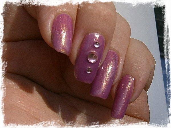 NYX Golden Lavender