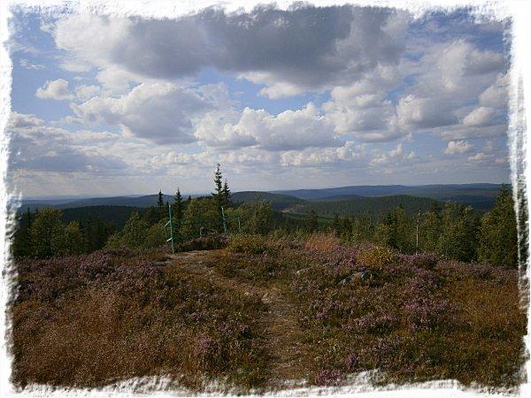 Utsikt från Snoddskallen