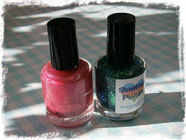 Darling Diva Cover Girl och Smitten The Isabella Emerald