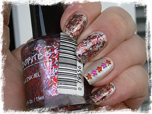 Meteorites Vulcan Probe över China Glaze The Ten Man