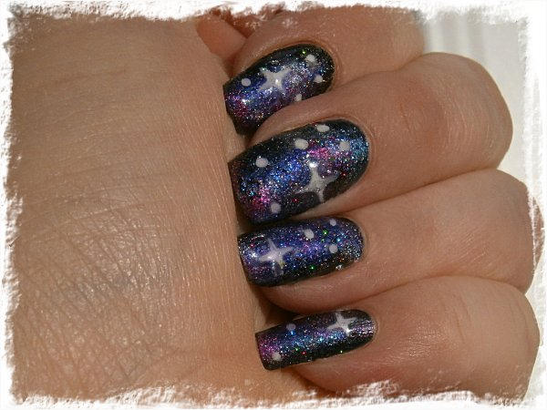 Nån sorts galaxynaglar